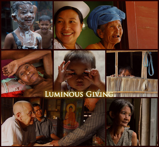 luminous-giving
