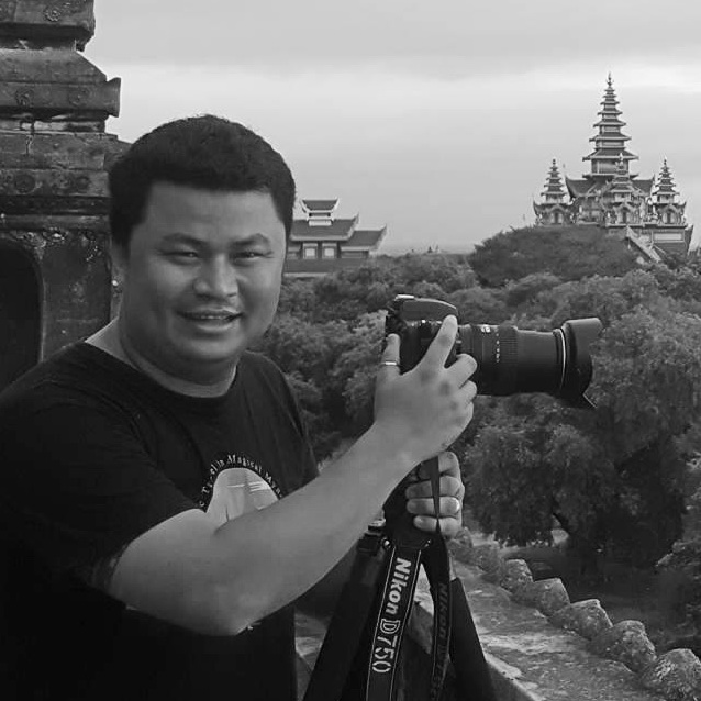 Arrow Baga heads the Bagan department and is a professional photography fixer